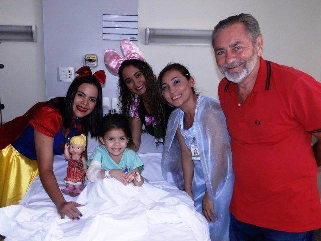 45bbaf0ed Ainda é Dia das Crianças no Hospital da Unimed Fortaleza ...
