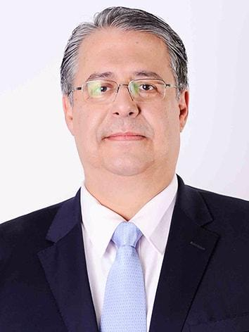 Sizenando da Silva Campos Júnior  - Diretor Comercial e Marketing